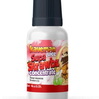 Kaveman-juice-Supa-Strawbz-Concentrate-30ml